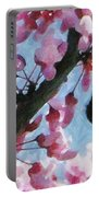 Bee To The Blossom Portable Battery Charger