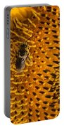 Bee's Sunflower Portable Battery Charger