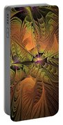 Behold A Universe - Fractal Art Portable Battery Charger