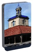 Belfry Of Revel City Portable Battery Charger