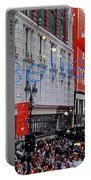 Believe Macys  Parade Portable Battery Charger