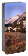 Bell Mountain Sunrise Portable Battery Charger