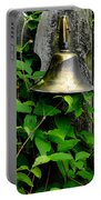 Bell On The Garden Gate  Portable Battery Charger