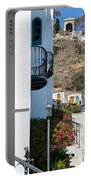 Santa Catalina Island Bell Tower Portable Battery Charger