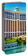 Bellagio Hotel And Casino Portable Battery Charger