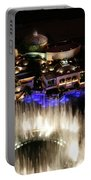 Bellagio Hotel Fountain Portable Battery Charger