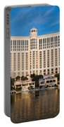 Bellagio Hotel Las Vegas Portable Battery Charger