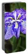 Bellevue Botanical Garden Iris 6402 Portable Battery Charger