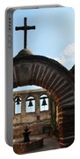 Bells Of Mission San Juan Capistrano Portable Battery Charger