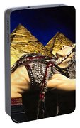 Bellydance Of The Pyramids - Rachel Brice Portable Battery Charger