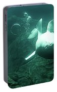Beluga Whale 2 Portable Battery Charger