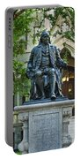 Ben Franklin At The University Of Pennsylvania Portable Battery Charger