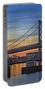 Ben Franklin Bridge Portable Battery Charger