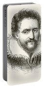 Ben Jonson 1572 To 1637. English Portable Battery Charger