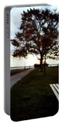 Bench And Street Light Portable Battery Charger