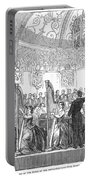 Benefit Concert, 1853 Portable Battery Charger