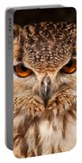 Bengal Owl Portable Battery Charger