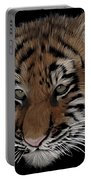Bengal Tiger Cub Portable Battery Charger