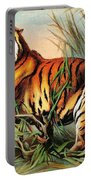 Bengal Tiger, Endangered Species Portable Battery Charger