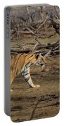 Bengal Tigress Portable Battery Charger