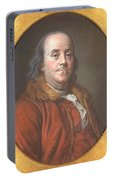 Benjamin Franklin Portable Battery Charger