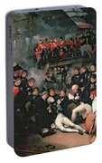 Benjamin West Portable Battery Charger