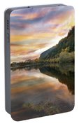 Benson State Recreation Area In Fall Portable Battery Charger