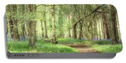 Bentley Woods, Warwickshire #landscape Portable Battery Charger