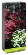 Beringer Winery Gardens Portable Battery Charger