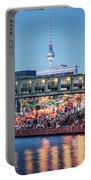 Berlin - Capital Beach Bar Portable Battery Charger