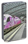 Berlin Electric Pink  Portable Battery Charger