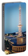 Berlin - Funkturm Portable Battery Charger