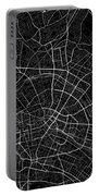 Berlin Germany Dark Map Portable Battery Charger