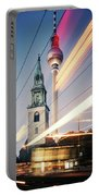 Berlin - Karl-liebknecht-strasse Portable Battery Charger