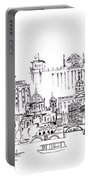 Berlin Medley Monochrome Portable Battery Charger