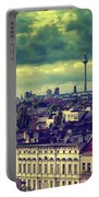 Berlin Roofscape Portable Battery Charger