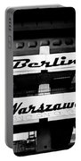 Berlin To Warsaw Frame 1  Portable Battery Charger