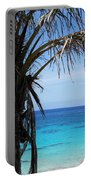 Bermuda Blues Portable Battery Charger