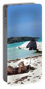 Bermuda On The Beach Portable Battery Charger