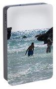 Bermuda Splash Portable Battery Charger