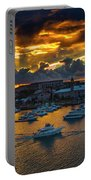 Bermuda Sunset Portable Battery Charger