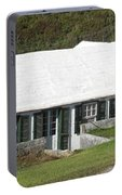 Bermudian Centuries Old Cottage  Portable Battery Charger
