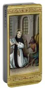 Bernard De Clairvaux Portable Battery Charger