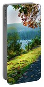 Bernharts Dam Fall 12-25 Portable Battery Charger