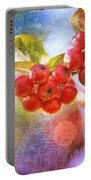 Berry Beautiful Portable Battery Charger