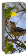 Berry Good Woodpecker Portable Battery Charger