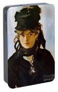 Berthe Morisot (1841-1895) Portable Battery Charger