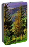 Beskidy Mountains Portable Battery Charger