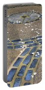 Bespeckled Walkway Portable Battery Charger