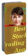 Best Stock Trading Tips App - Bigprofitapp Portable Battery Charger